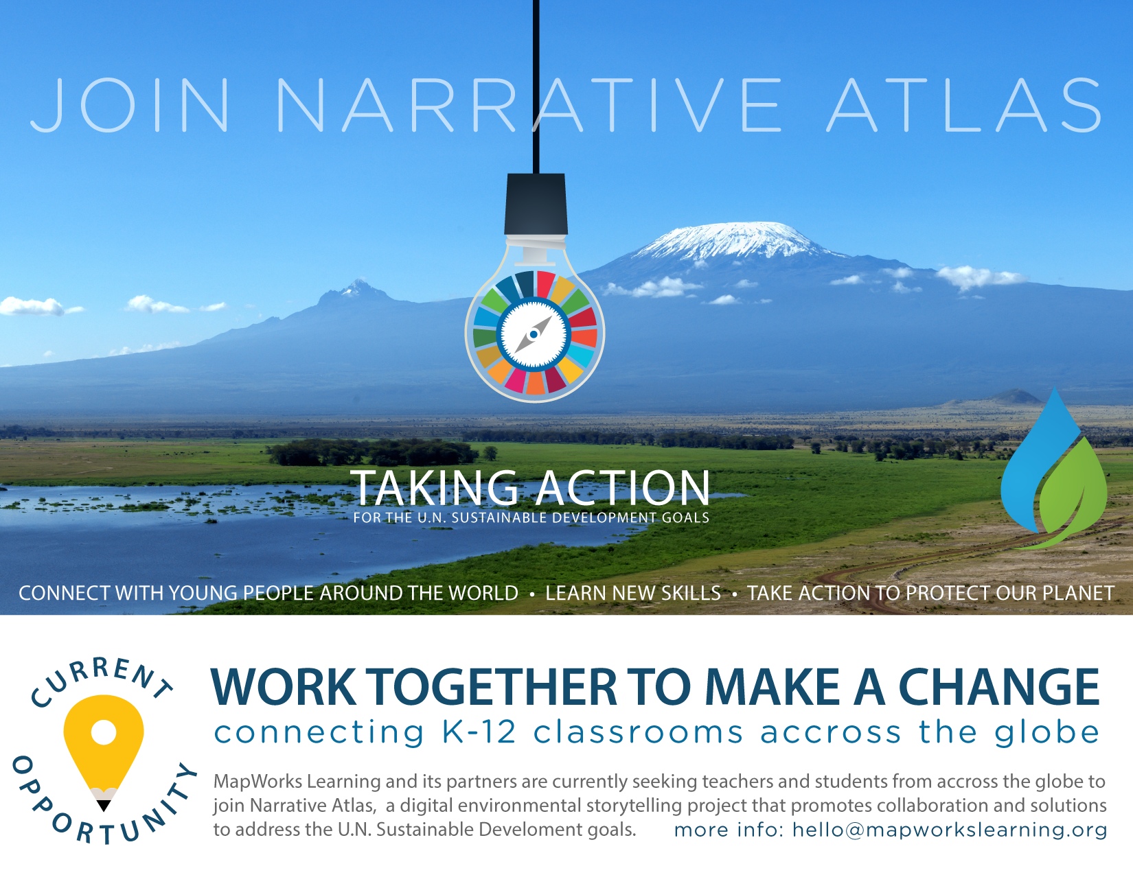 Narrative Atlas - Year of Action